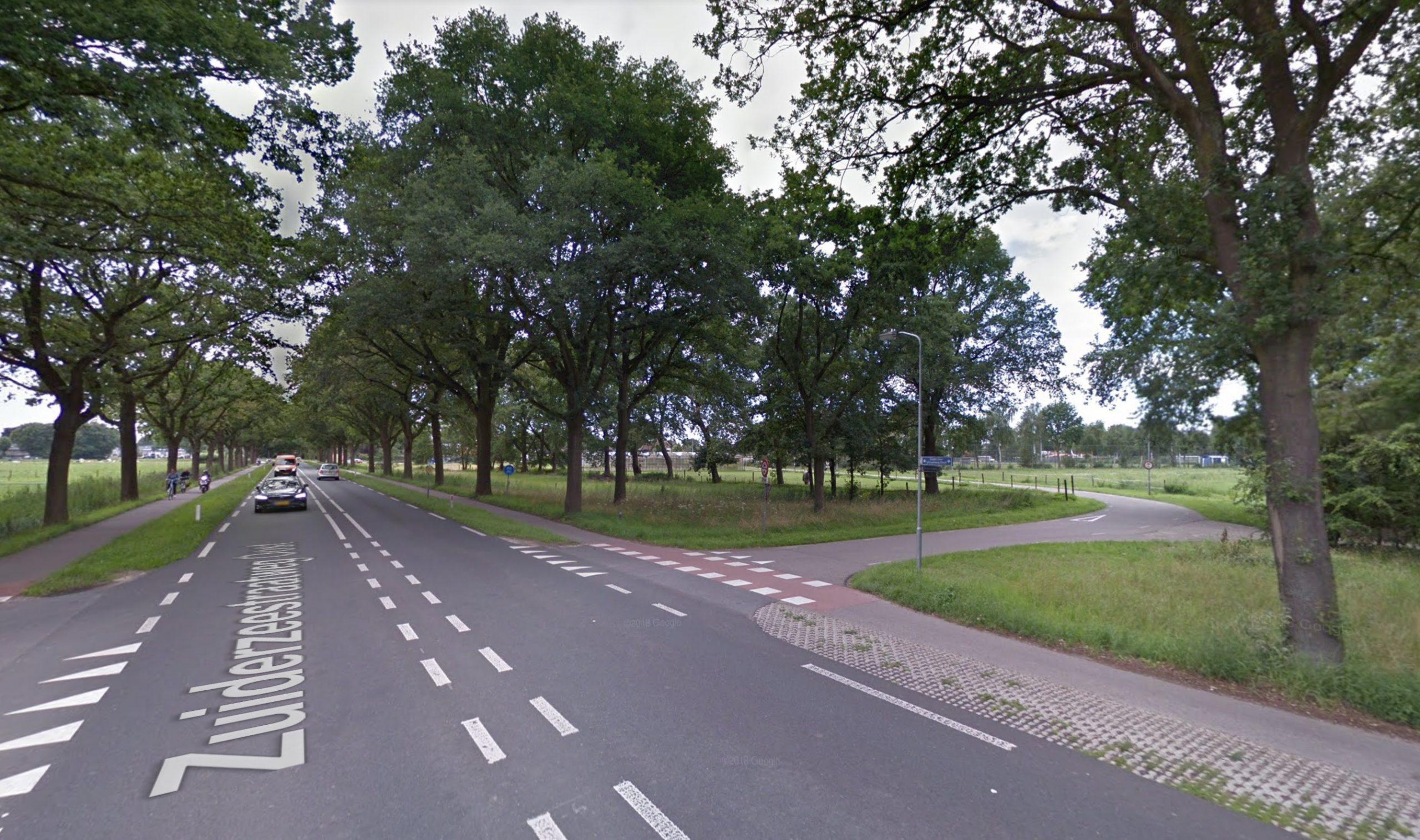 Algemeen Belang: zorgen om oversteek provinciale weg